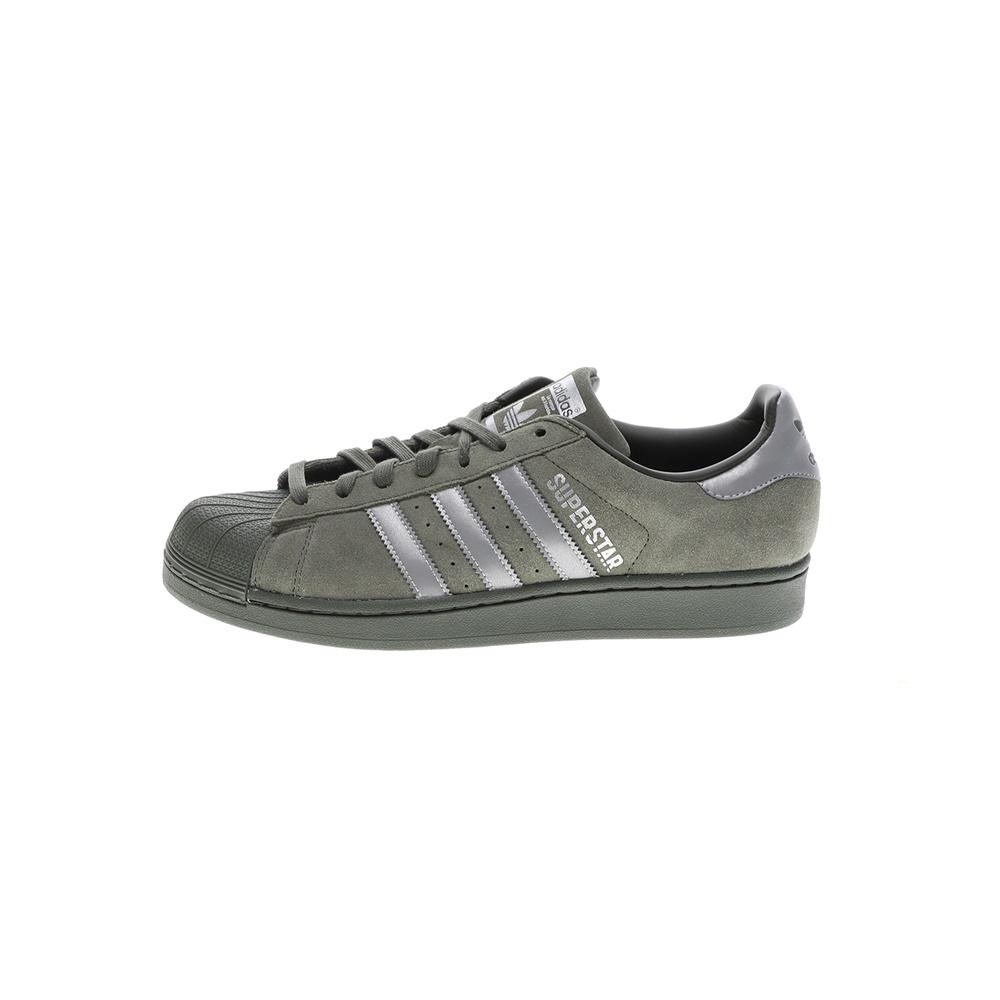 adidas Originals – Ανδρικά sneakers ADIDAS SUPERSTAR γκρι