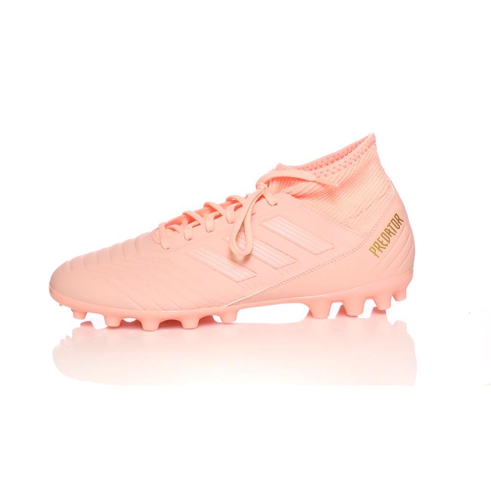 adidas Performance – Ανδρικά παπούτσια ποδοσφαίρου PREDATOR 18.3 AG σομόν