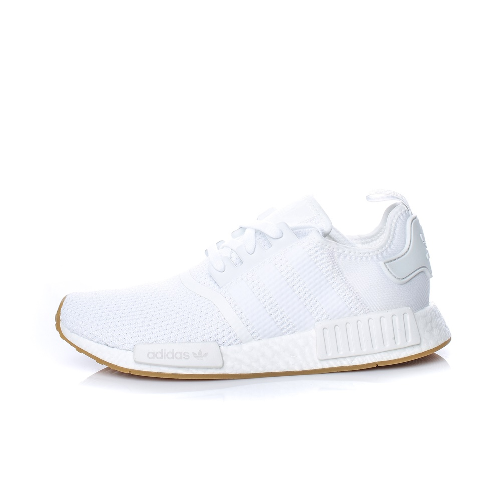 adidas Originals – Ανδρικά παπούτσια adidas NMD_R1 λευκά