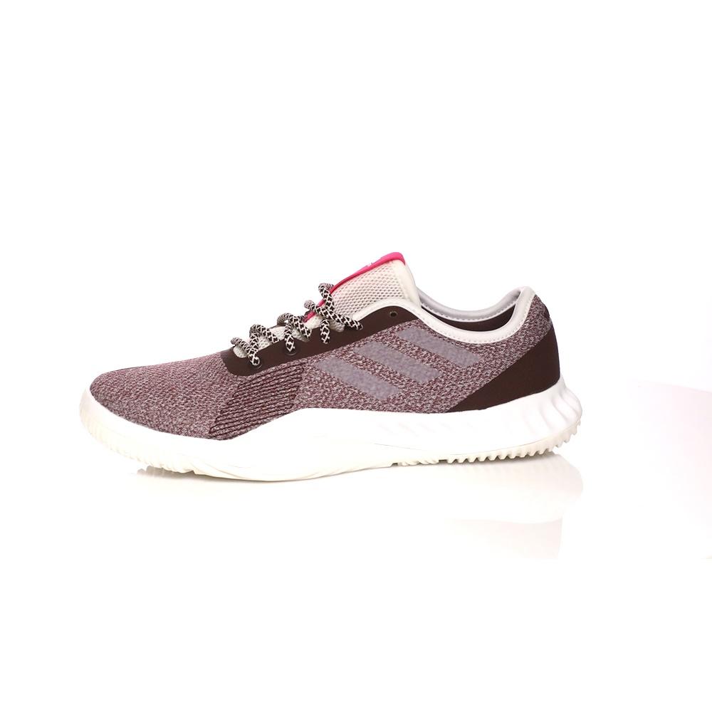 adidas Performance – Γυναικεία παπούτσια adidas CrazyTrain LT μπορντό