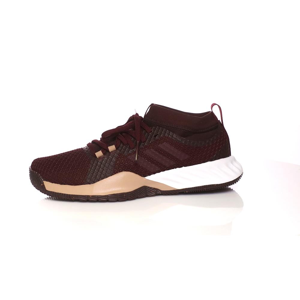 adidas Performance – Γυναικεία παπούτσια προπόνησης CrazyTrain Pro 3.0 μπορντό
