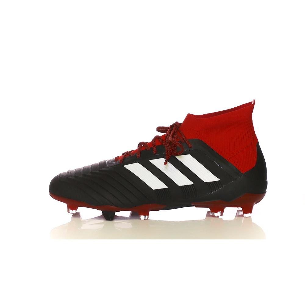adidas Performance – Ανδρικά παπούτσια για ποδόσφαιρο adidas PREDATOR 18.1 FG μαύρα