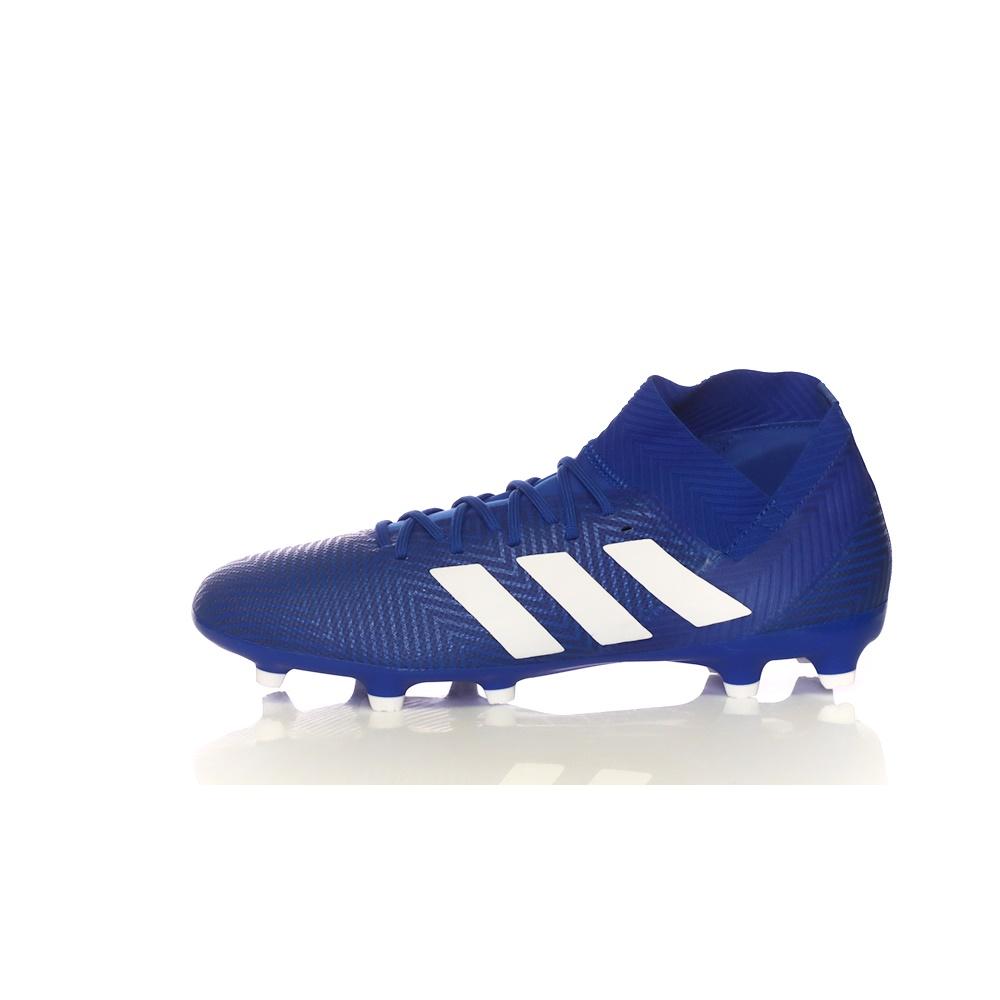 adidas Performance – Ανδρικά παπούτσια ποδοσφαίρου NEMEZIZ 18.3 FG μπλε