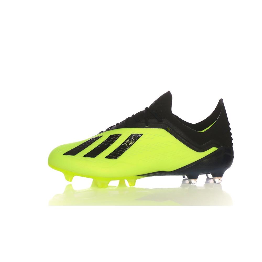 adidas Performance – Ανδρικά παπούτσια ποδοσφαίρου X 18.1 FG κίτρινα