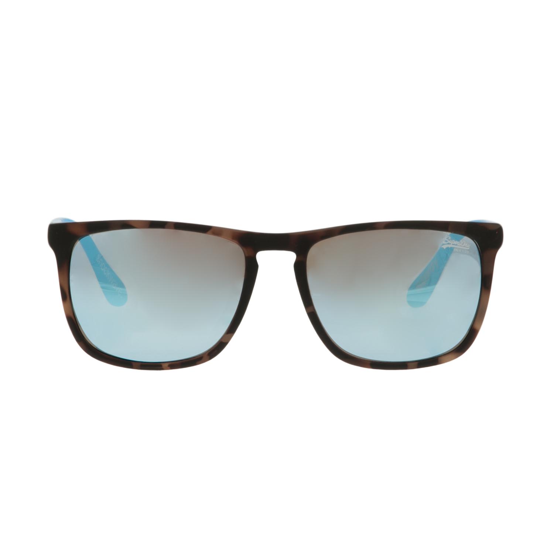 SUPERDRY - Unisex γυαλιά ηλίου SUPERDRY καφέ-μπλε γυναικεία αξεσουάρ γυαλιά ηλίου