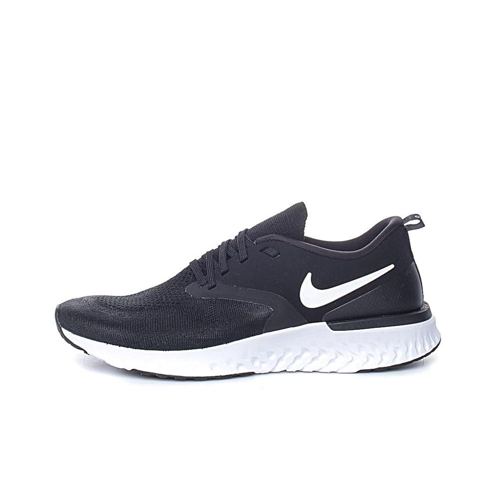 NIKE – Γυναικεία running παπούτσια NIKE ODYSSEY REACT 2 FLYKNIT μαύρα
