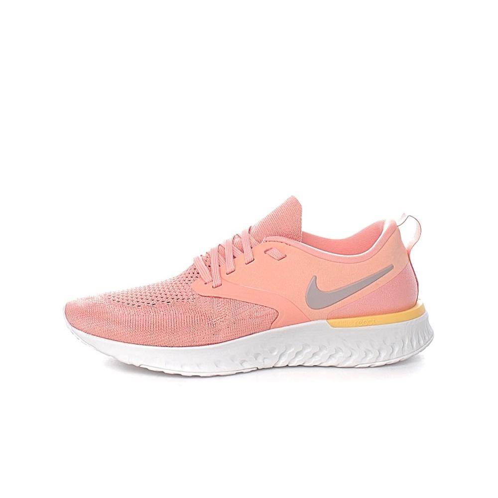 NIKE – Γυναικεία running παπούτσια NIKE ODYSSEY REACT 2 FLYKNIT ροζ