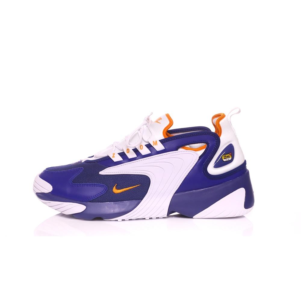 NIKE – Ανδρικά παπούτσια NIKE ZOOM 2K λευκά-μπλε