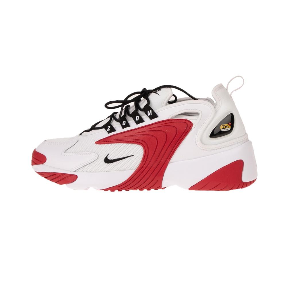 NIKE – Ανδρικά παπούτσια NIKE ZOOM 2K λευκά-κόκκινα