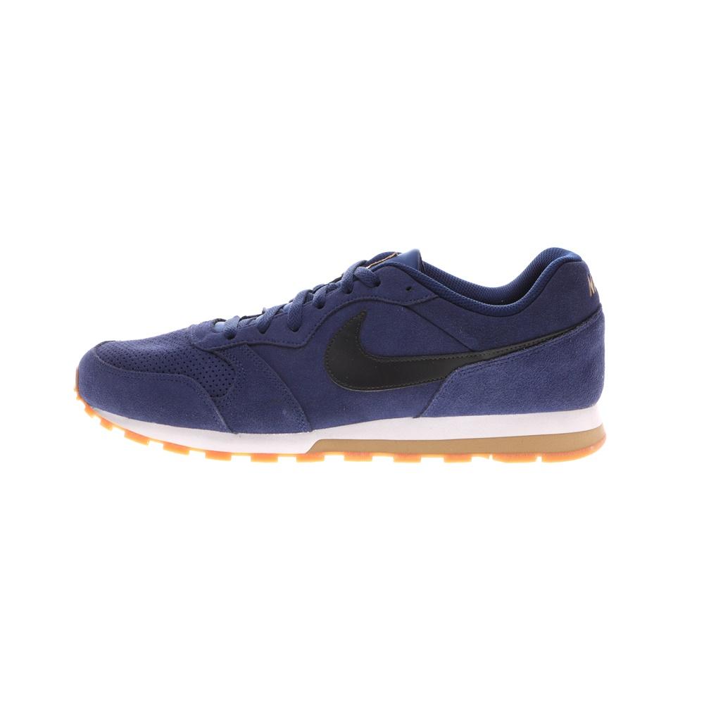 NIKE – Ανδρικά παπούτσια running NIKE MD RUNNER 2 SUEDE μπλε