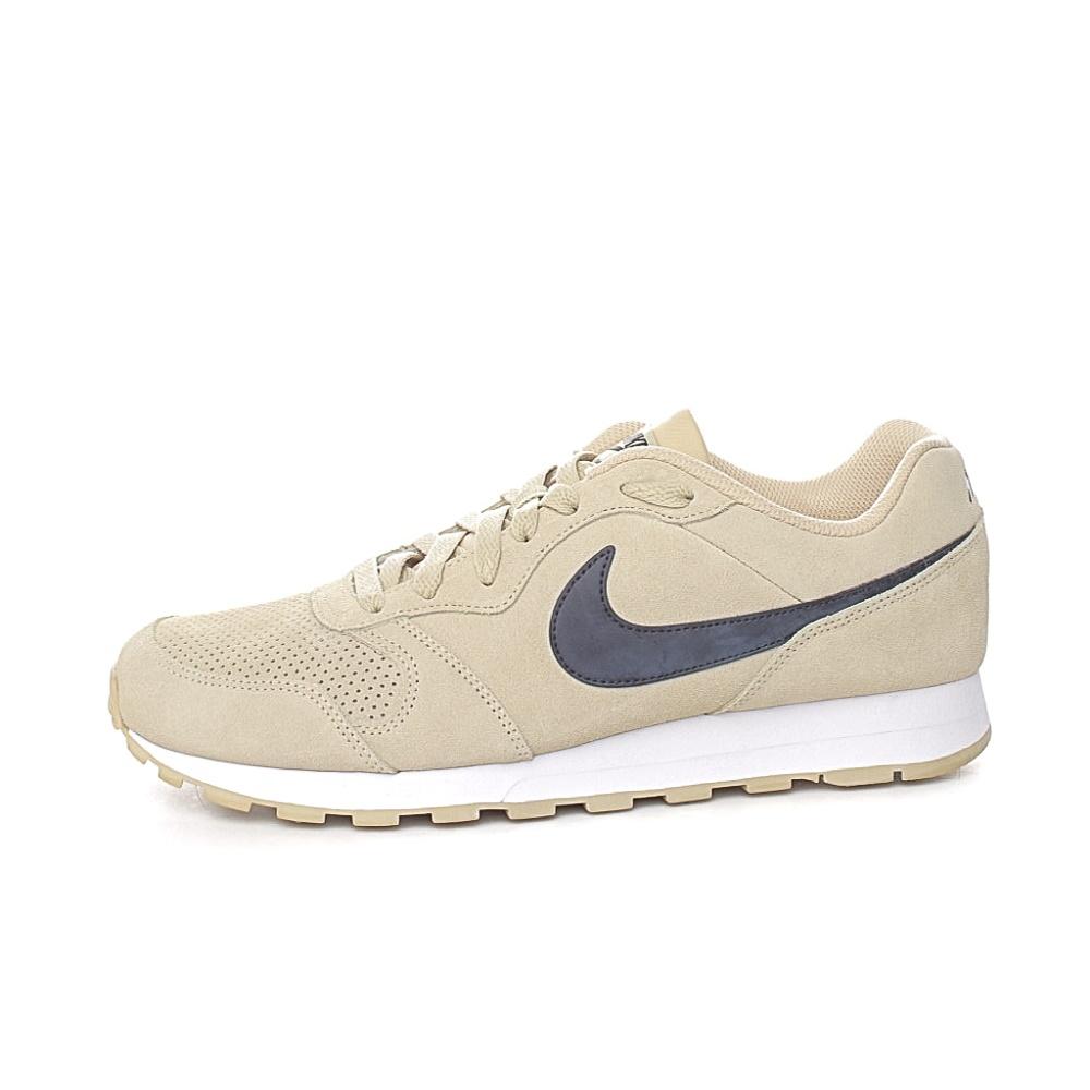 NIKE – Ανδρικά παπούτσια NIKE MD RUNNER 2 SUEDE μπεζ