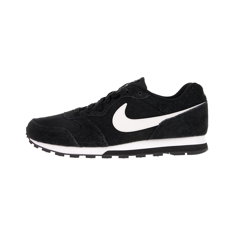 NIKE – Ανδρικά sneakers NIKE MD RUNNER 2 SUEDE μαύρα