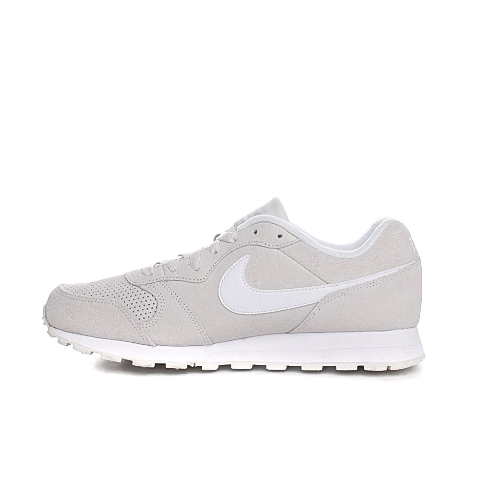 NIKE – Ανδρικό παπόυτσι NIKE MD RUNNER 2 SUEDE γκρι