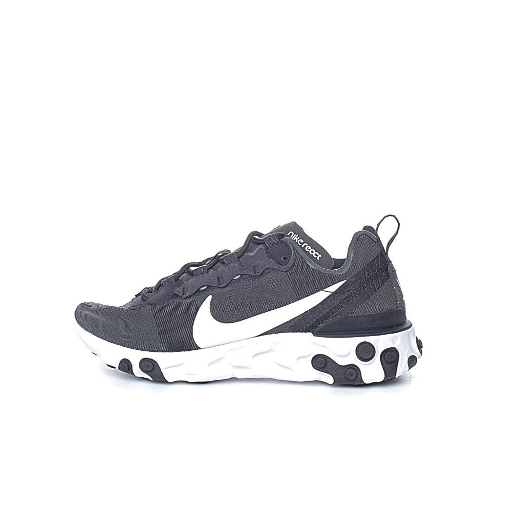 NIKE – Ανδρικά παπούτσια Nike React Element 55 μαύρα-άσπρα