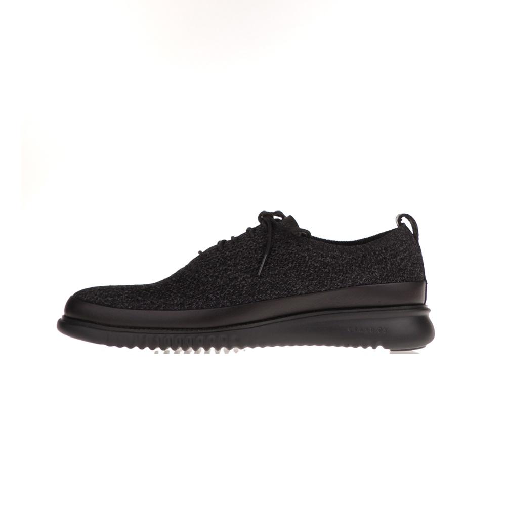 COLE HAAN – Ανδρικά παπούτσια oxford COLE HAAN ZEROGRAND STITCHLITE μαύρα