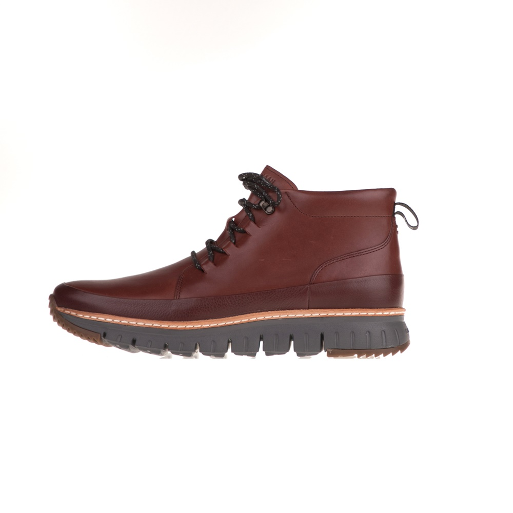 COLE HAAN – Ανδρικά μποτάκια COLE HAAN ZEROGRAND RUGGED καφέ