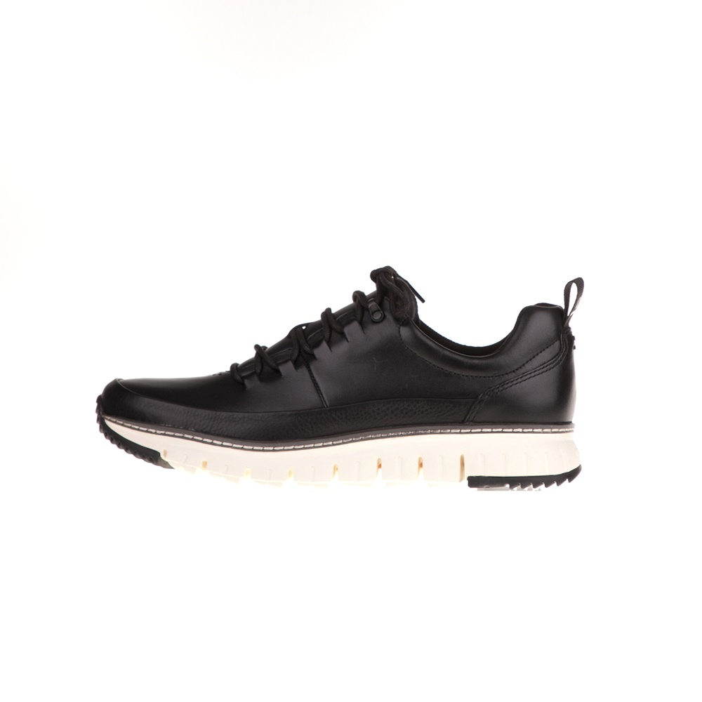 COLE HAAN – Ανδρικά παπούτσια oxford COLE HAAN ZEROGRAND RUGGED μαύρα