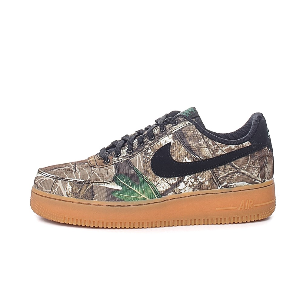 NIKE – Ανδρικά παπόυτσια NIKE AIR FORCE 1 '07 LV8 3 καφέ