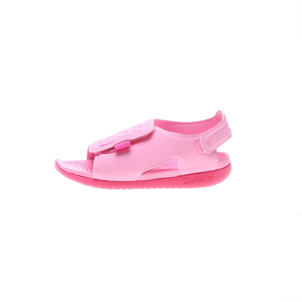 NIKE – Βρεφικά σανδάλια NIKE SUNRAY ADJUST 5 (TD) ροζ