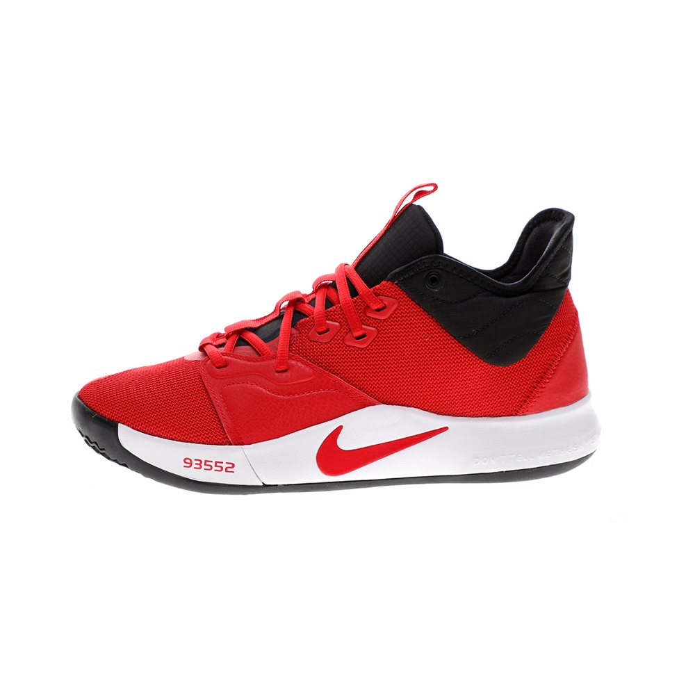 NIKE – Ανδρικά παπούτσια basketball NIKE PG 3 κόκκινα
