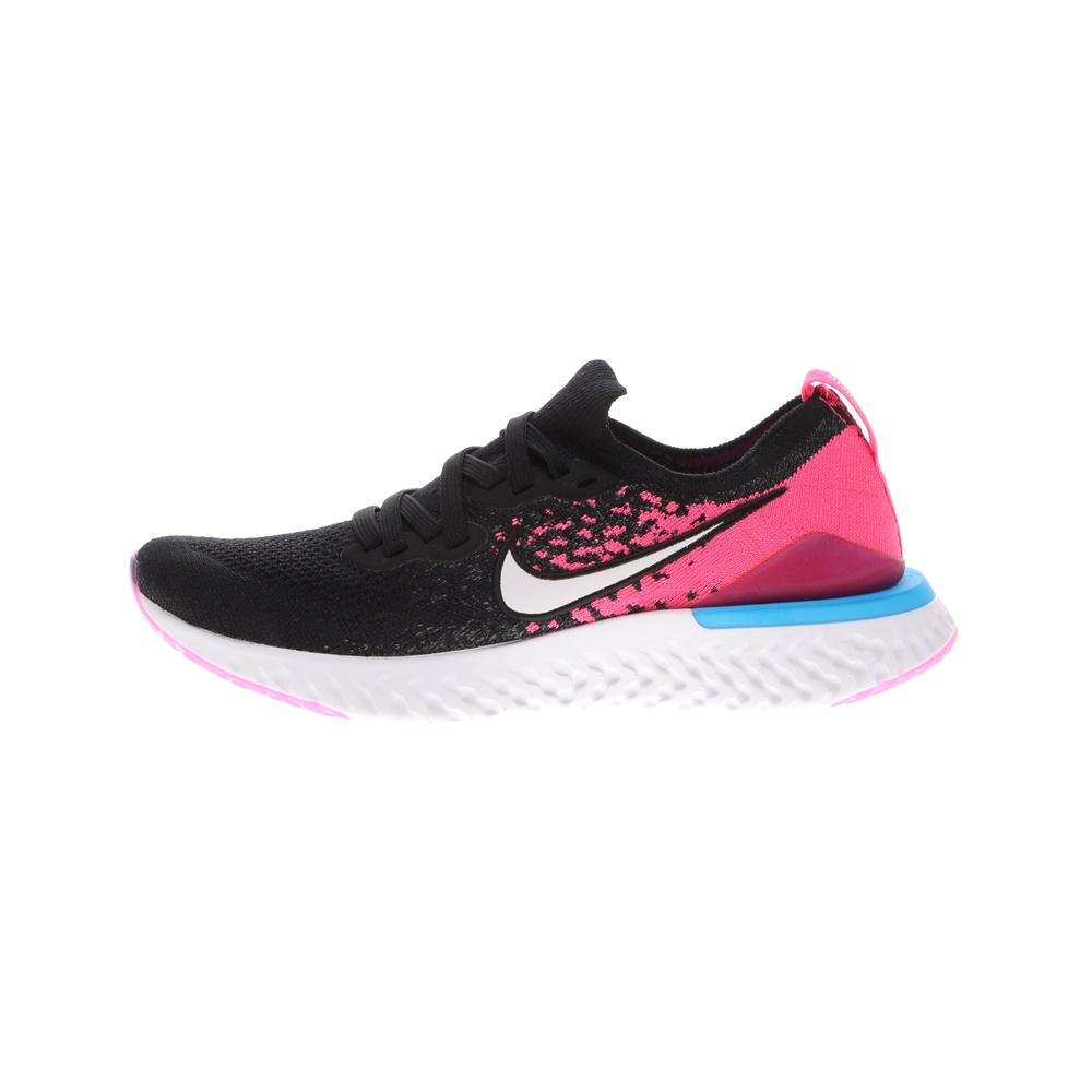 NIKE – Παιδικά παπούτσια NIKE EPIC REACT FLYKNIT 2 (GS) μαύρα ροζ