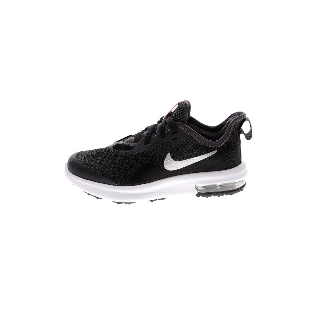 NIKE – Παιδικά αθλητικά παπούτσια NIKE AIR MAX SEQUENT 4 (PS) μαύρα