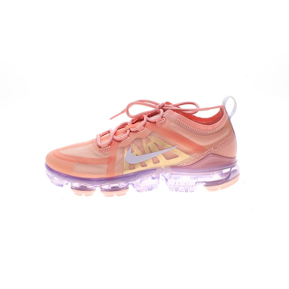 NIKE – Γυναικεία παπούτσια NIKE AIR VAPORMAX 2019 ροζ χρυσά