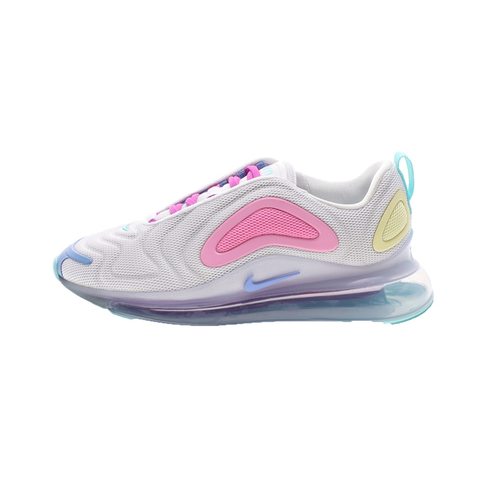 NIKE – Γυναικεία παπούτσια running NIKE AIR MAX 720 λευκά ροζ