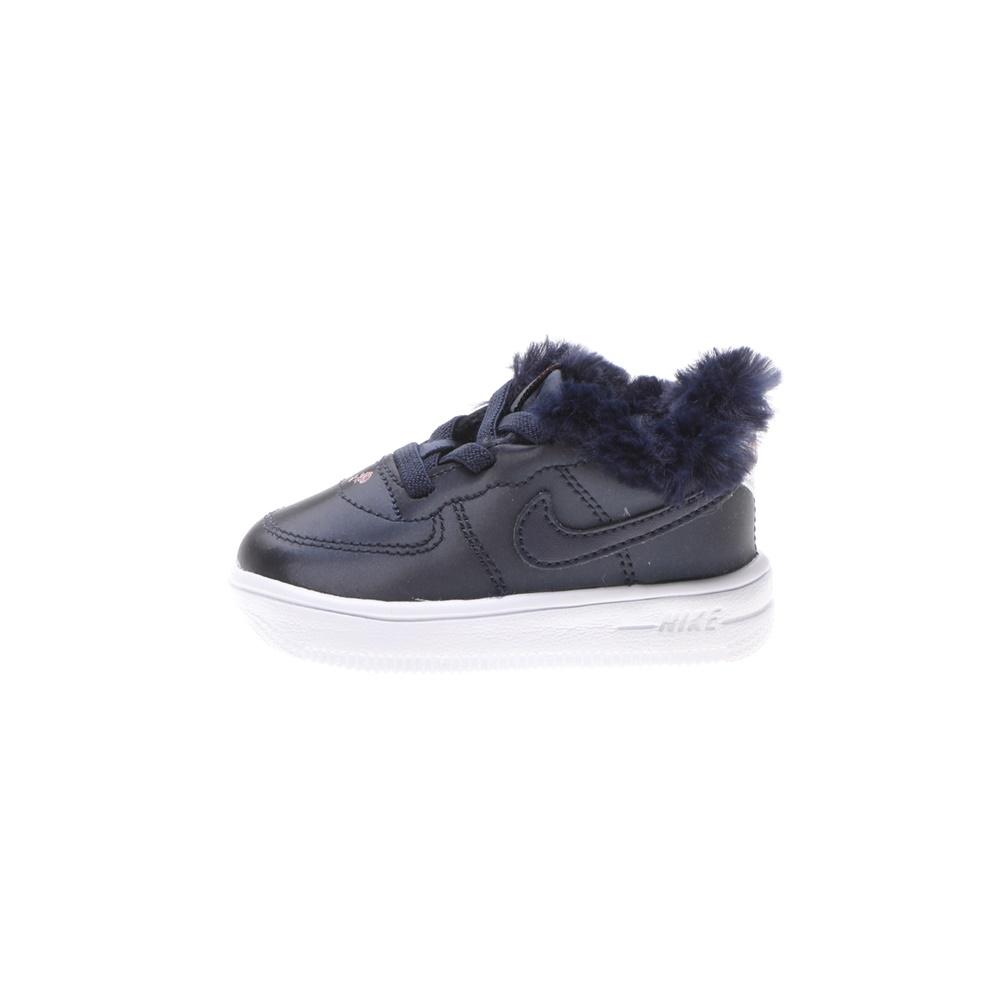 NIKE – Βρεφικά αθλητικά παπούτσια NIKE FORCE 1 '18 VDAY (TD) μπλε