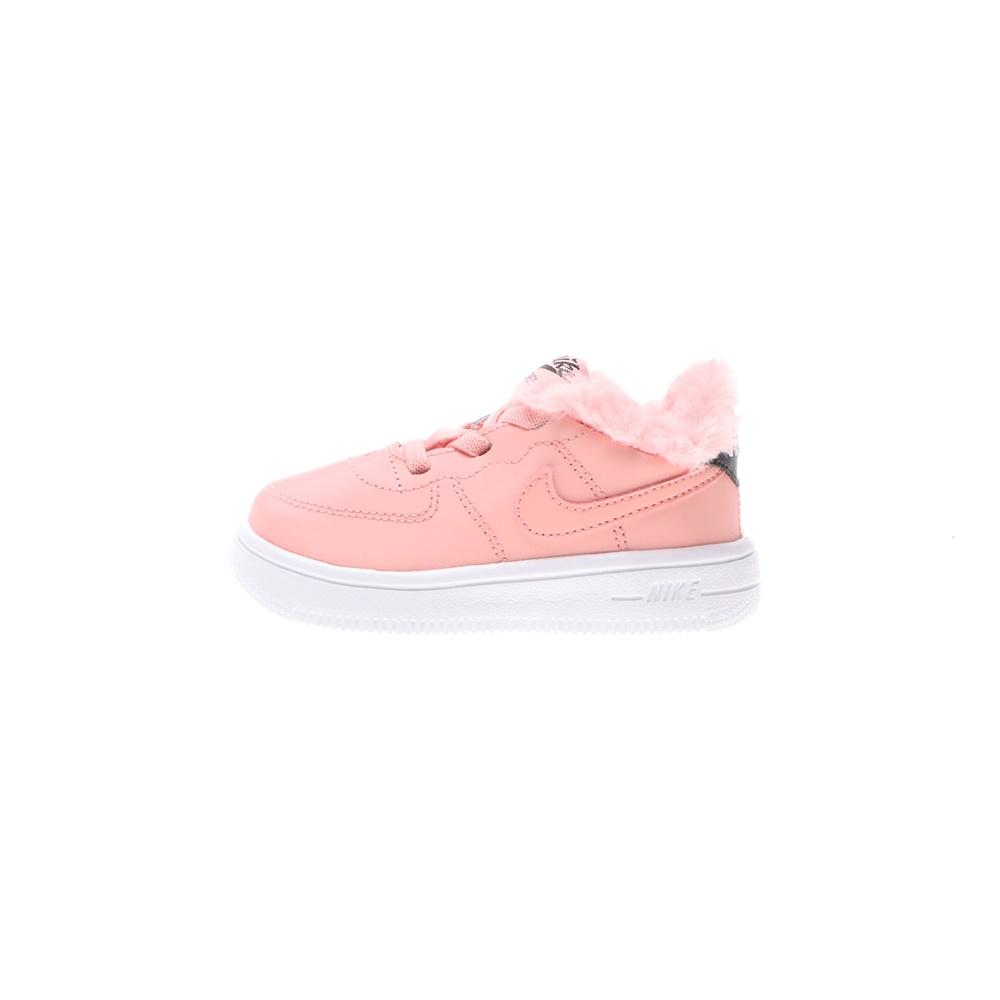 NIKE – Βρεφικά παπούτσια NIKE FORCE 1 '18 VDAY (TD) ροζ