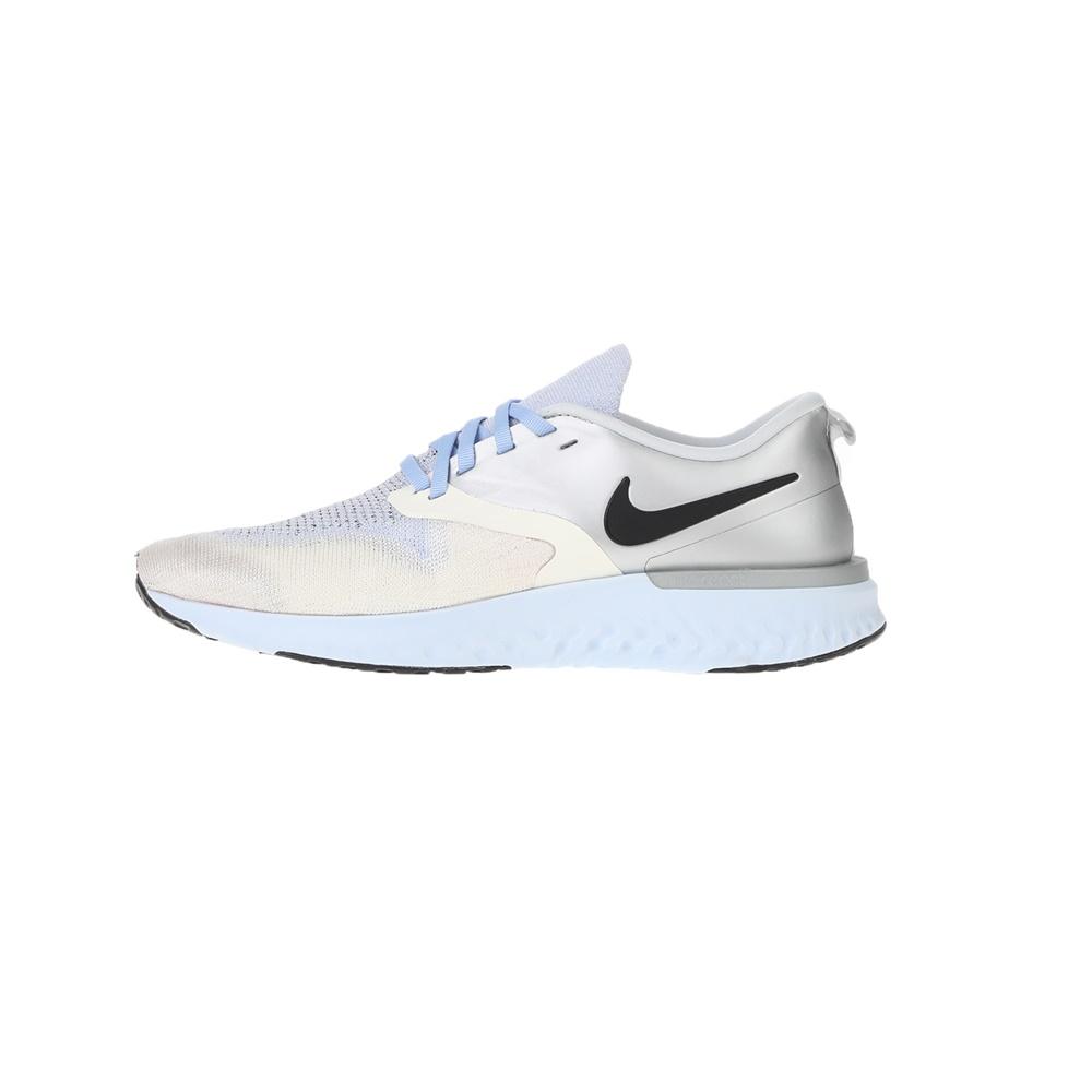 NIKE – Γυναικεία αθλητικά παπούτσια ODYSSEY REACT 2 FLYKNIT PRM ασημί