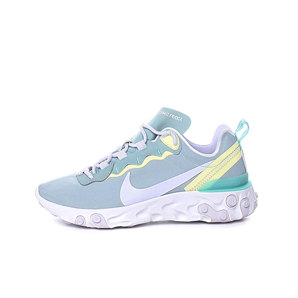 NIKE – Γυναικεία αθλητικά παπούτσια NIKE REACT ELEMENT 55 γαλάζιο