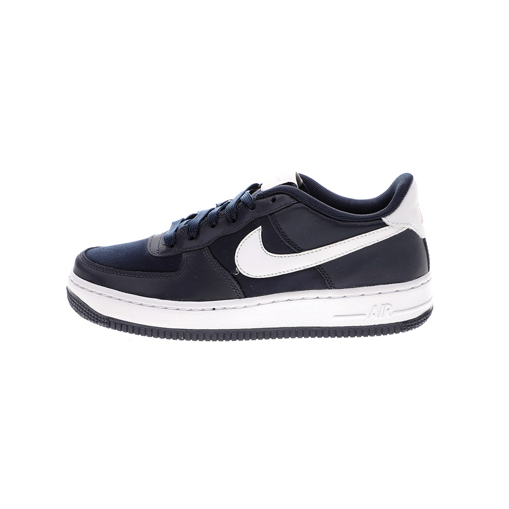 NIKE – Παιδικά αθλητικά παπούτσια NIKE AIR FORCE 1 VDAY (GS) μπλέ