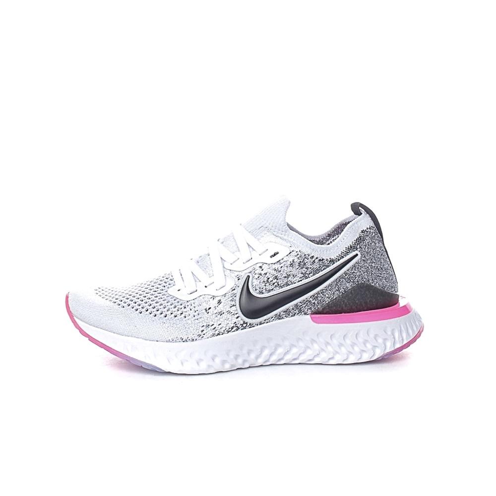 NIKE – Γυναικεία παπούτσια για τρέξιμο Nike Epic React Flyknit 2 λευκά