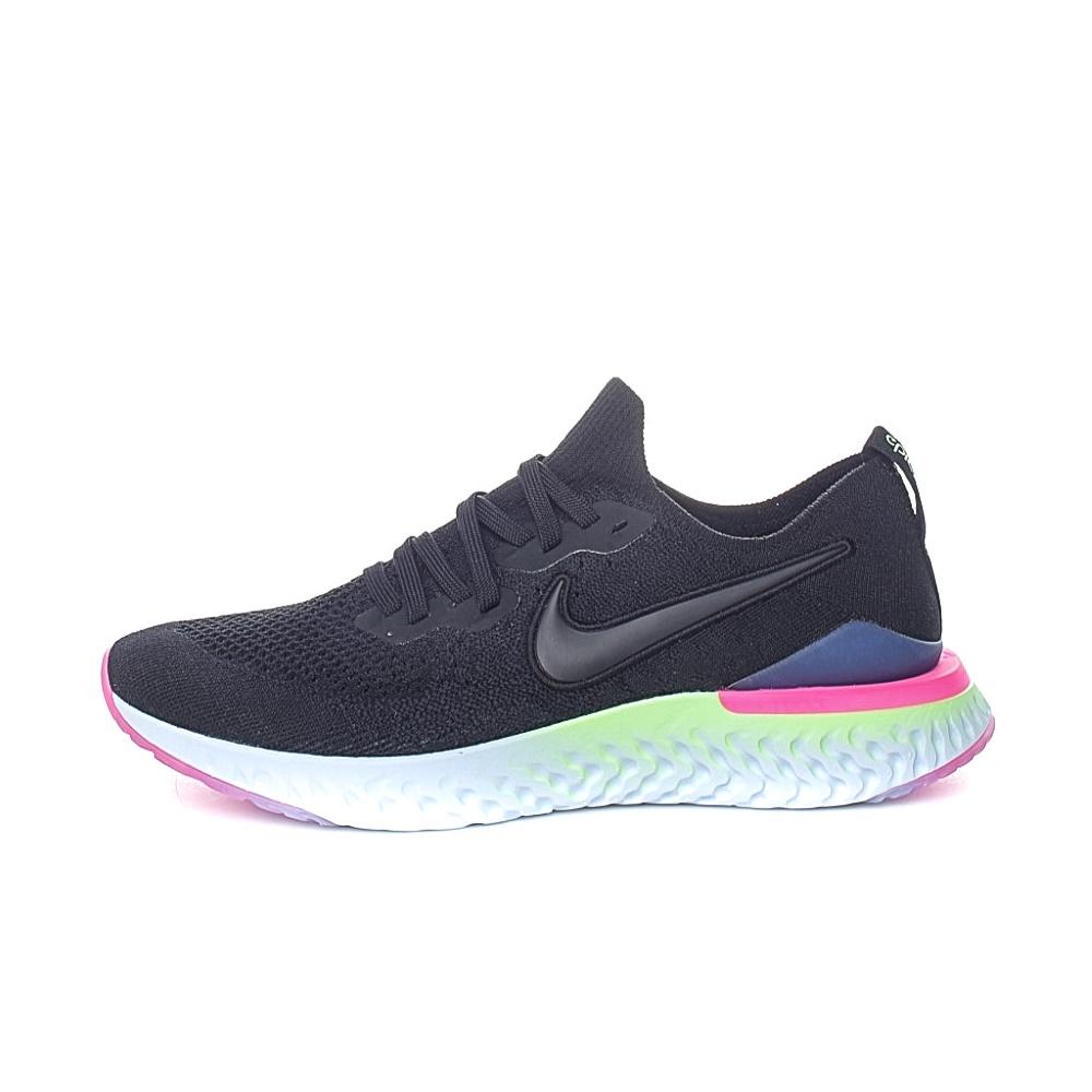 NIKE – Ανδρικά παπούτσια running NIKE EPIC REACT FLYKNIT 2 μαύρα