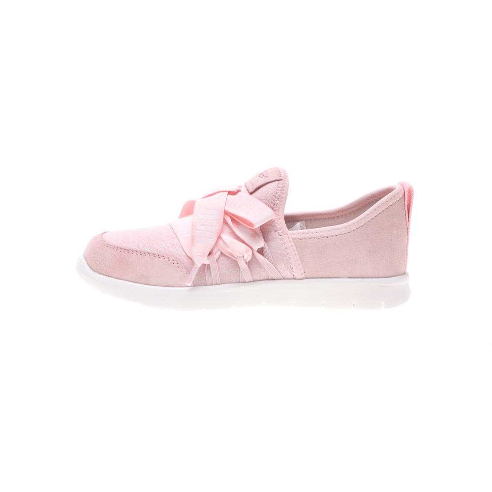 UGG – Παιδικά sneakers UGG K SEAWAY ροζ