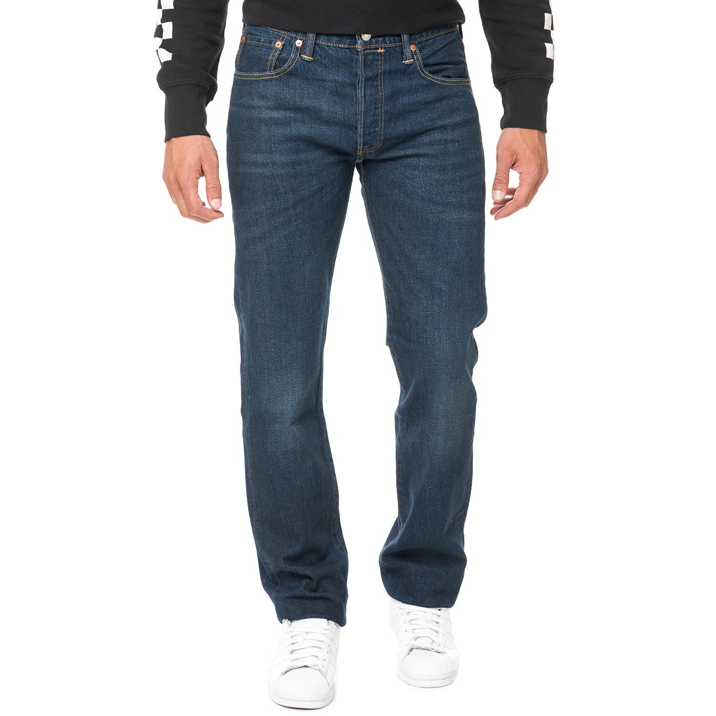 a49e8551c6d LEVI'S - Ανδρικό τζιν παντελόνι 501 Levi's ORIGINAL FIT MAD μπλε σκούρο