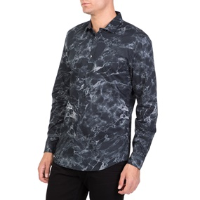 CALVIN KLEIN JEANS. Ανδρικό μακρυμάνικο πουκάμισο ... 117d029584c