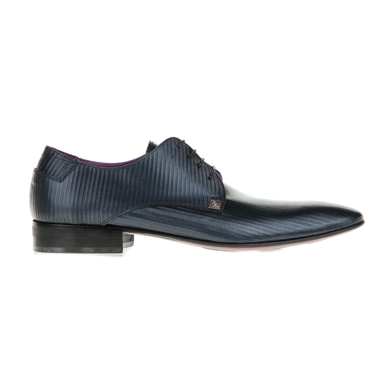 PERLAMODA – Ανδρικά δετά παπούτσια PERLAMODA μπλε