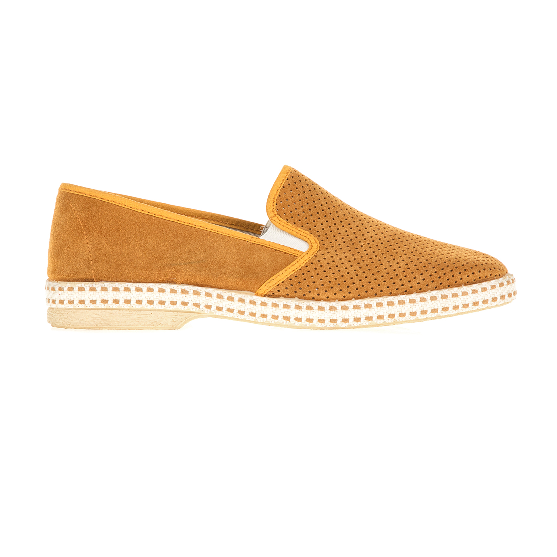 PERLAMODA – Ανδρικά παπούτσια PERLAMODA κίτρινα