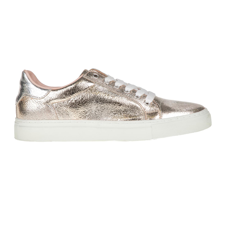 DEI COLLI – Γυναικεία sneakers DEI COLLI χρυσά
