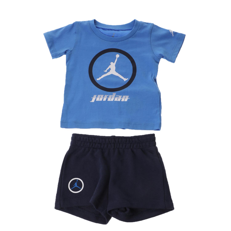NIKE - Παιδικό σετ μπλούζα και σορτς NIKE MJ SPEED μπλε