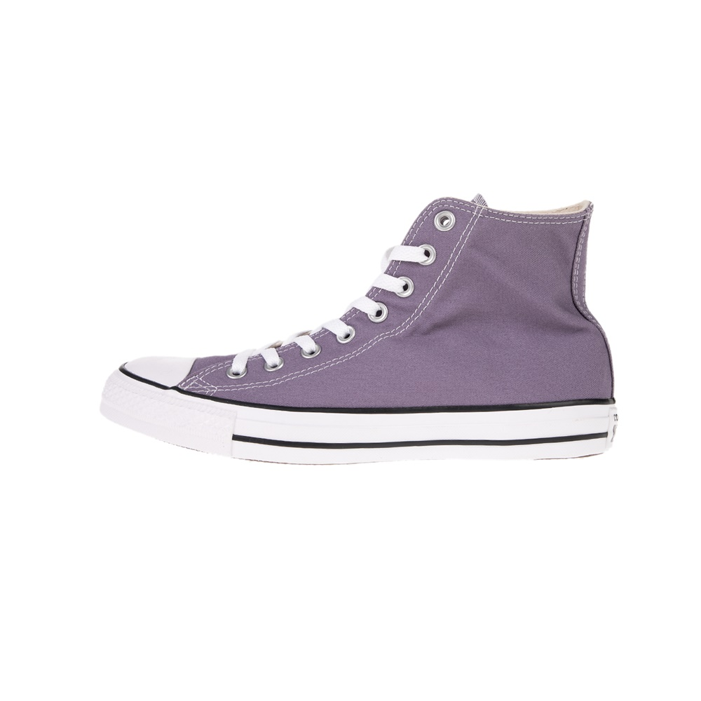 CONVERSE – Unisex sneakers CONVERSE CHUCK TAYLOR ALL STAR μοβ