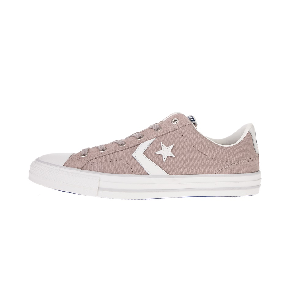 CONVERSE – Unisex sneakers Converse STAR PLAYER OX μπεζ