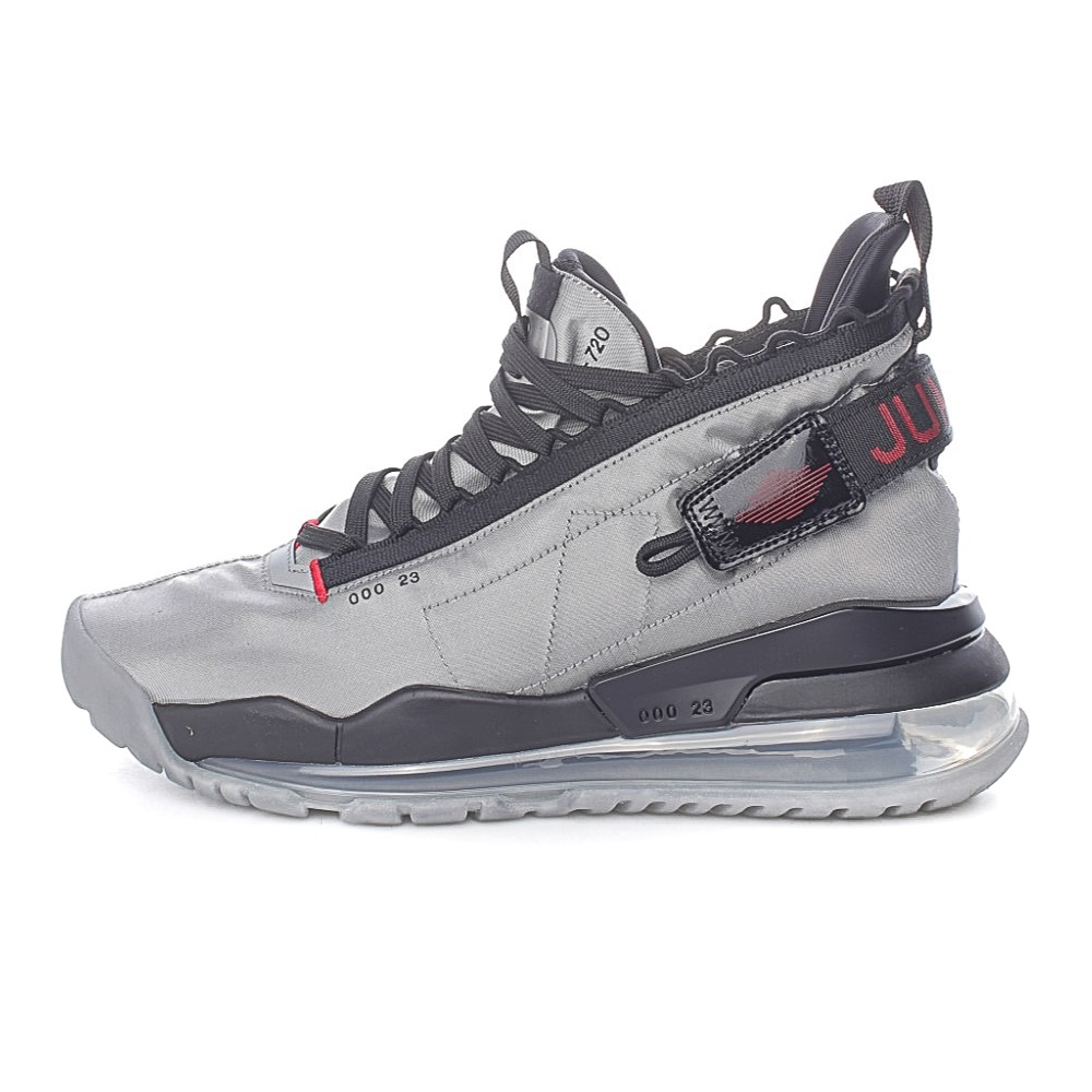 NIKE – Ανδρικά παπούτσια Nike Nike Jordan Air Max 720 ασημί-κόκκινο