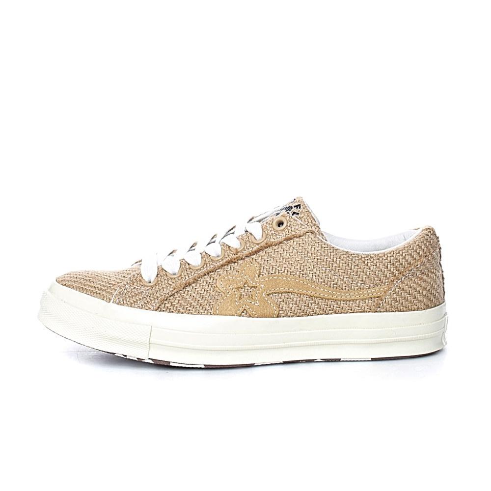 CONVERSE – Unisex sneakers GOLF LE FLEUR μπεζ