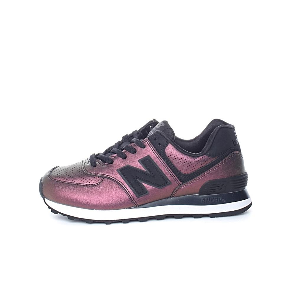 NEW BALANCE – Γυναικεία παπούτσια CLASSICS μεταλλικά