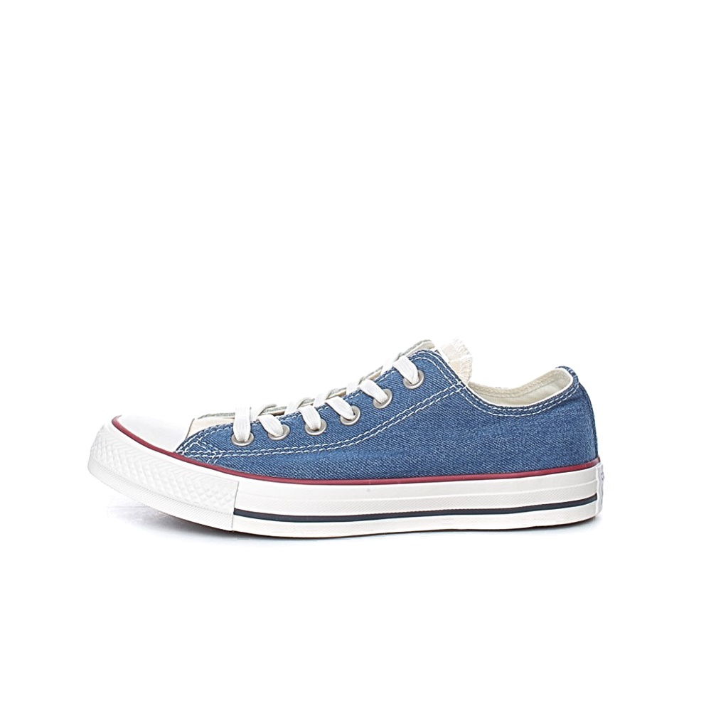 CONVERSE – Unisex sneakers CONVERSE CHUCK TAYLOR ALL STAR OX μπλε-λευκά