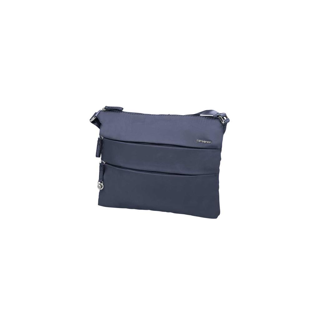 SAMSONITE - Γυναικεία τσάντα χιαστί SAMSONITE MOVE 2.0 μπλε γυναικεία αξεσουάρ τσάντες σακίδια χιαστή   cross body