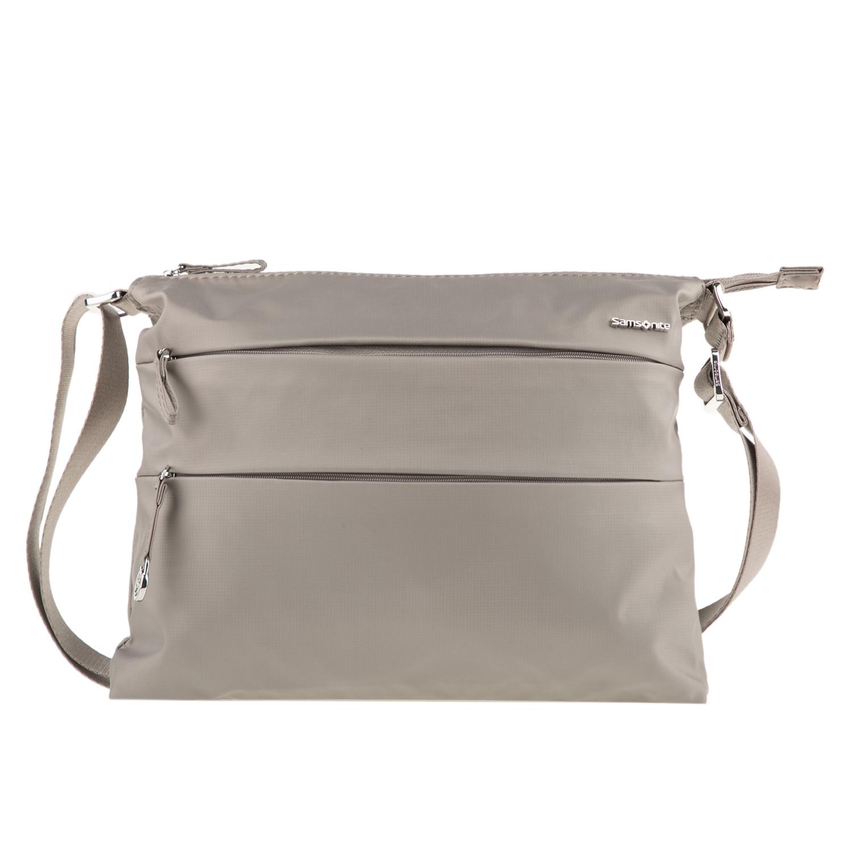 SAMSONITE - Γυναικεία τσάντα χιαστί SAMSONITE MOVE 2.0 μπεζ γυναικεία αξεσουάρ τσάντες σακίδια χιαστή   cross body